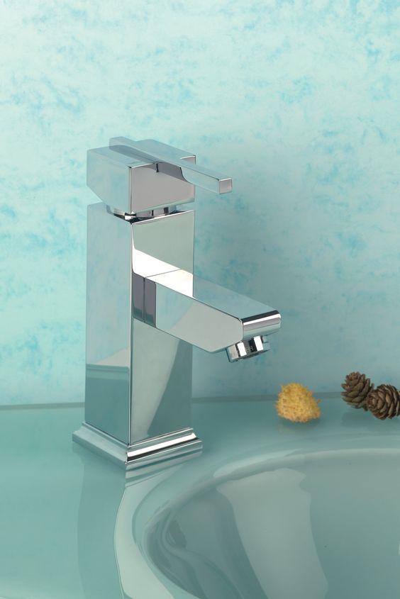 Skorpio basin mixer by Clever